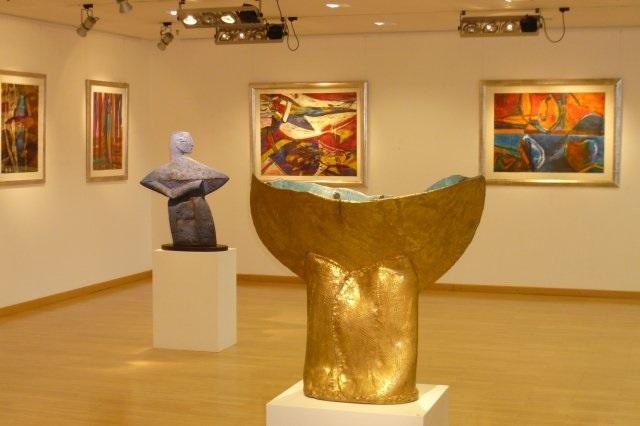 Ausstellungen Enzo Arduini